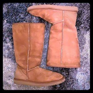UGG Australia Classic Tall Boots, Women's size 9